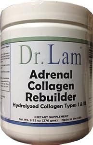 Adrenal Collagen Rebuilder by Dr. Lam - 1 Jar