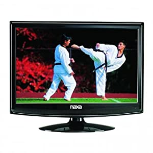 13.3 Inch Naxa NT-1302 12 Volt AC/DC Widescreen 1080i HD LED TV w/ ATSC Digital Tuner