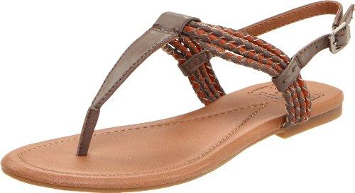 Lucky Women's Dabney Thong Sandal,Lavendar/Grey,8 M US