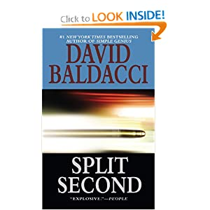Split Second - David Baldacci