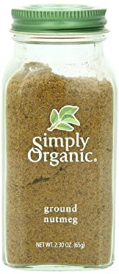 Simply Organic Spices, Nutmeg