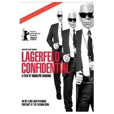 Lagerfeld Confidential [DVD]