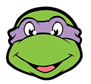 Teenage Mutant Ninja Turtles Mask Template http://www.amazon.co.uk/Donatello-Teenage-Mutant-Ninja-Turtles/dp/B009NY0I9M