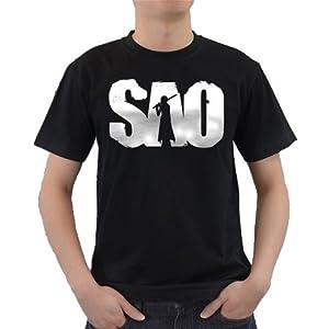 Buy Sword Art Online Logo Art Design T-shirt Great Gift Ideas for Adults, Men, Boys, Youth, &... by Songsak