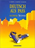 img - for Allemand seconde : Deutsch als pass book / textbook / text book