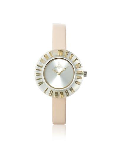Vivienne Westwood Women's VV 032 Clarity Beige Watch