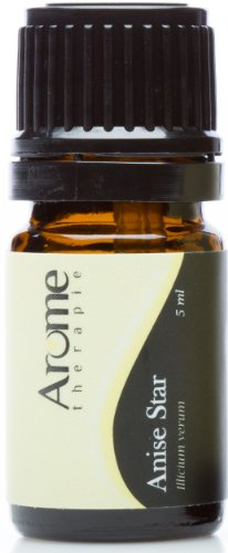 Anise Star- 100% Certified Pure Therapeutic Grade Aromatherapy Essential Oil- 5 Ml