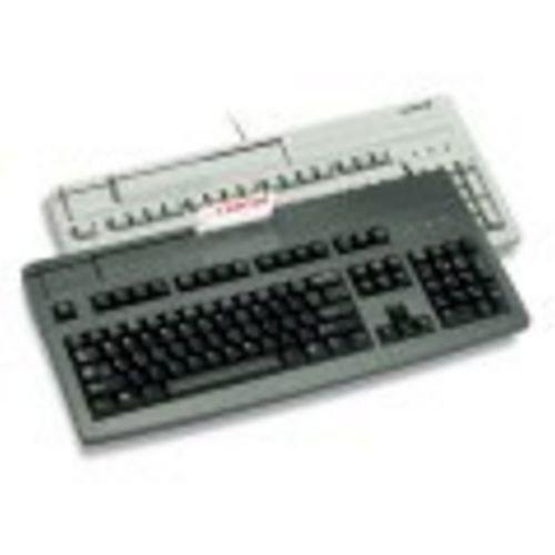 Cherry G81-8000 Pos Keyboard - 104 Keys - Magnetic Stripe Reader - Ps/2
