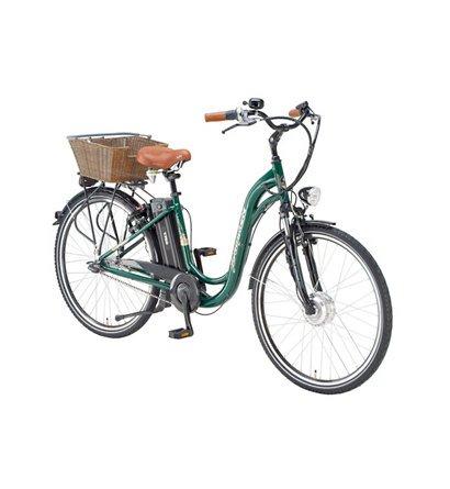 """Prophete 52087-3121 E-Bike Damen Alu Retro 28"""" 250 Watt - 7 Gang"""