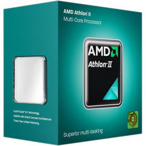 AMD Athlon II X4 651K Black Edition CPU - Quad Core 3.00GHz, 4MB Cache Socket FM1