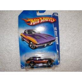 Hot Wheels 2008-045 All Stars '63 Split Window (Corvette) 1:64 Scale