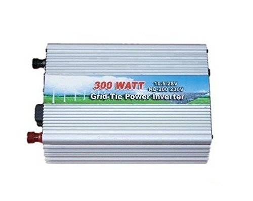 Sungoldpower 300W Grid Tie Inverter Dc 10.5V-28V Power Inverter For Solar Panel System Good Sale