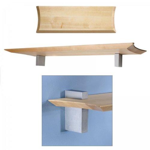 Modern floating shelf best kitchen big kitchen with for Cool floating shelves