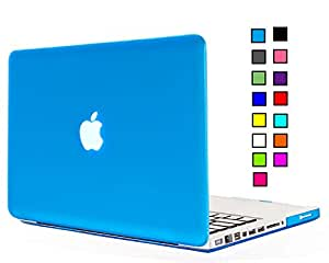 LEIMI ® Personality Style Ultra Slim Rubberized Hard Snap-on Case Shell Cover for 13'' Macbook Pro (Model A1278) Laptop Computer.