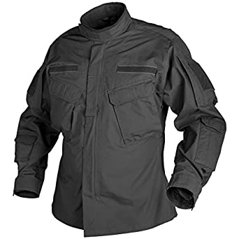 Helikon CPU Shirt Polycotton Ripstop Black size S
