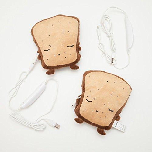 Smoko Toast USB Handwarmers - Wired Ryry