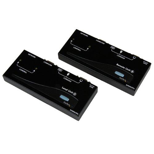 STARTECH.COM - SV565UTPUEU - USB VGA KVM CONSOLE EXTENDER OVER CAT5 UTP - RALLONGE KVM - EXTERNE ...