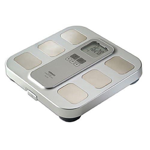 NEW Omron HBF-400 Body Fat Monitor And Scale HBF400 BMI