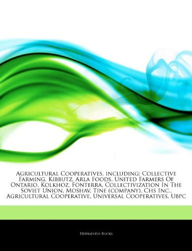 articles-on-agricultural-cooperatives-including-collective-farming-kibbutz-arla-foods-united-farmers