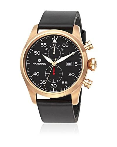 Harding Reloj con movimiento Miyota HJ0303 Jetstream  46  mm