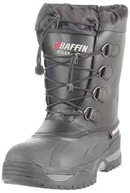 Baffin Men's Shackleton Snow Boot,Black,7 M US