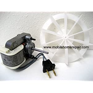 FAN MOTOR REPLACEMENT - BY BROAN - COMPARE PRICES, REVIEWS AND BUY