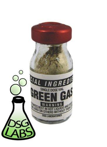 Special Ingredients Special Ingredients Prank & Revenge Green Gas Fart Inducer Powder