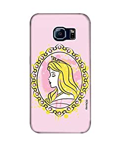 Pick Pattern with Exclusive DISNEY Characters Back Cover for Samsung Galaxy S6 SM-G920