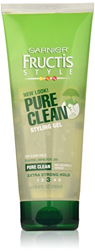 fructis clean styling gel