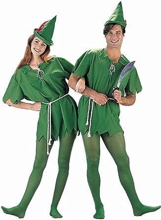 Amazon.com: Plus Size Peter Pan Adult Costume (3X-Large): Clothing