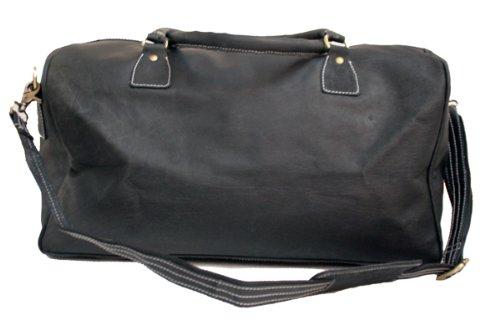 Sports Retro - wunderschöne Leder - Reisetasche