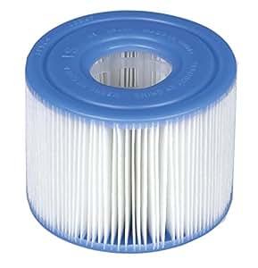 Intex - Lot de 2 cartouches de filtration pour SPA INTEX