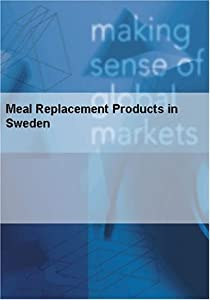 Meal Replacement Products in Sweden Euromonitor International