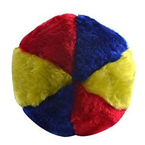 Squishy Ball Dog Toy : Amazon.com : ViCreate 3 Colors Soft Plush Training Ball Toy for Pets Dogs Cats : Pet Supplies