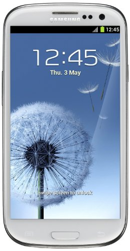 SAMSUNG GALAXY SIII GT-i9300 16GB MARBLE WHITE 