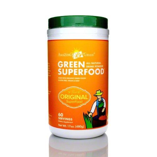 Amazing Grass Green Superfood, Original - 60 Srvgs