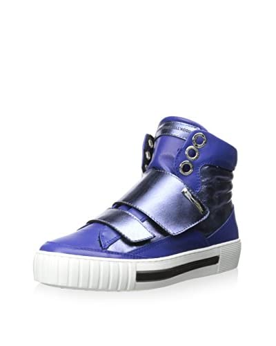 Alessandro Dell'Acqua Rouge Women's Hightop Sneaker with Strap