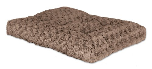 Midwest Quiet Time 40-By-27-Inch Ombre? Swirl Deluxe Pet Bed
