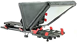 Proaim Universal Tablet Teleprompter Kit (P-TP300) for Cameras Tablet iPad for Film & Video Production, Online & Social Media Videos | Free Hard Case