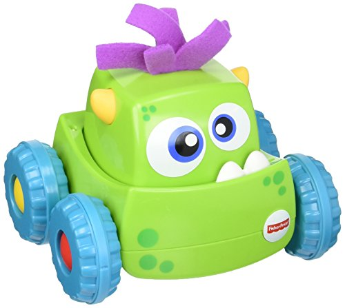 Fisher-Price Press 'N Go Monster Truck (Fisher Price Motion compare prices)