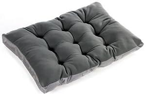 Bowsers Eco-Futon Dog Bed Large Whistler Gray