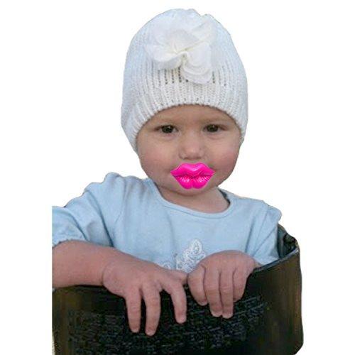 pink-kiss-schnuller-fur-babys-und-kleinkinder-hochste-qualitat-funny-baby-schnuller-fur-madchen