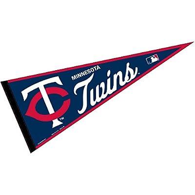 Minnesota Twins MLB Large Pennant