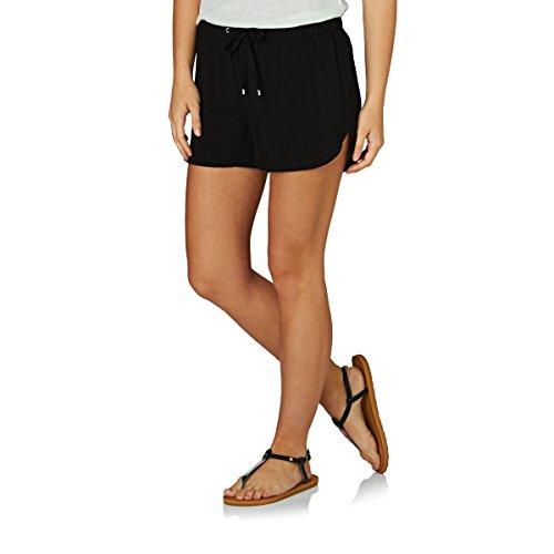 Noisy May Pantalone da donna Shorts con laccio Vmsuper - Nero-M