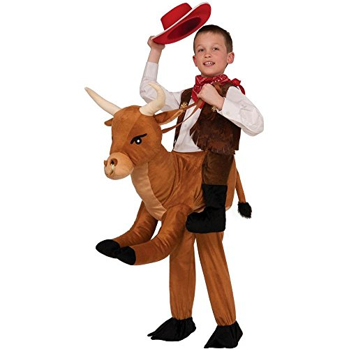 Ride A Bull Kids Costume - Up to Size 10