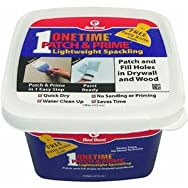Red Devil 0540 Onetime Patch & Prime Spackling-PATCH & PRIME SPACKLING