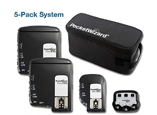 PocketWizard-TTL-Wireless-Radio-5-Pack-for-Nikon