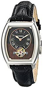 Fossil Men's ME3047 Analog Display Japanese Automatic Black Watch
