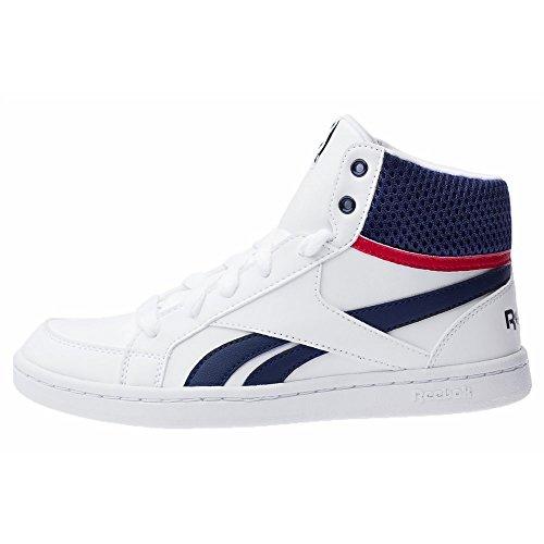 Reebok Unisex - Bimbi 0-24 Royal Prime Mid scarpe sportive multicolore Size: 30 1/2