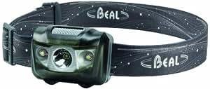 Beal Ff120 Trans Blk - Headlamp EFF120.TBK